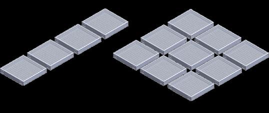 Easily Configurable Work Platform