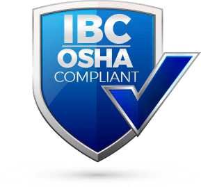IBC Compliant Stairs Icon