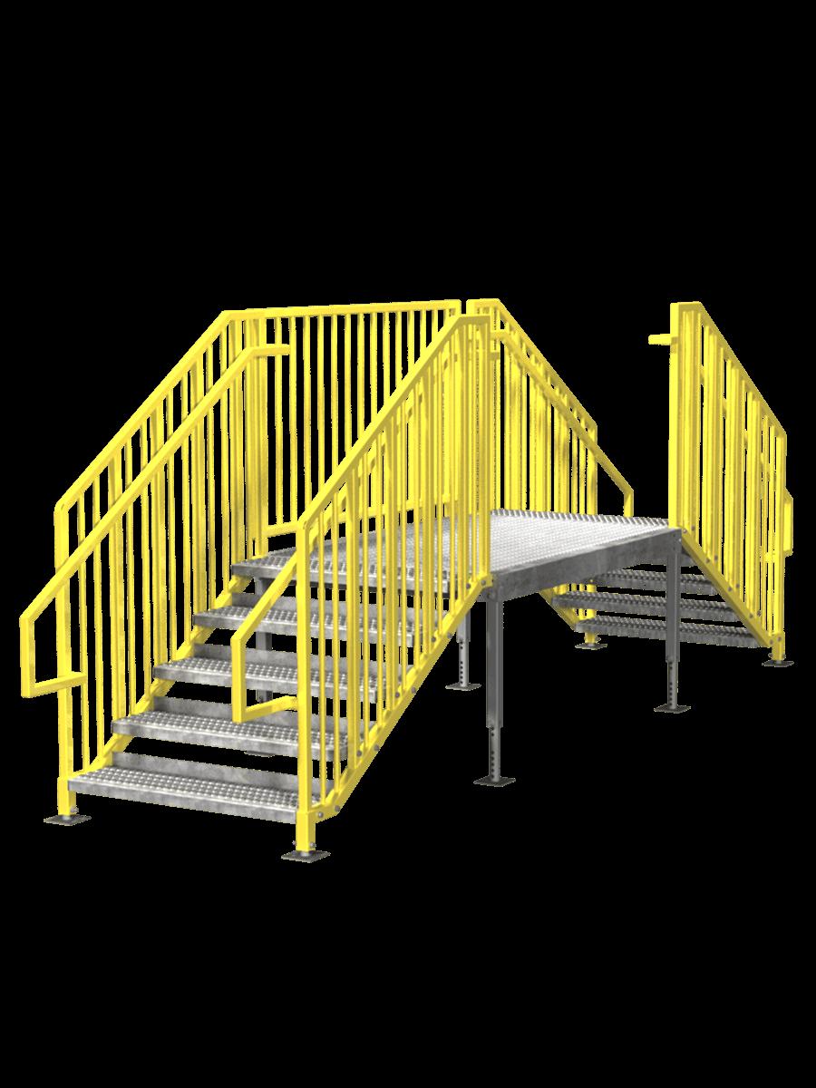 Portable Stairs Multiple Entries Erectastep Uk