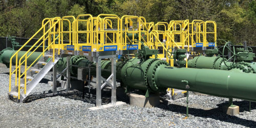 Propane Facility Crossover Project 3